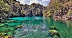 #HeyUnik  Inilah Danau Hijau Paling Jernih di Asia Tenggara, Bikin Bengong deh #Alam #Travel #Unik #YangUnikEmangAsyik