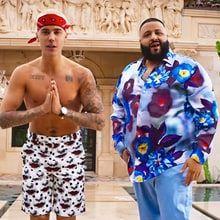 DJ Khaled Taps Justin Bieber, Lil Wayne for 'I'm the One' Video - Rolling Stone