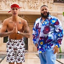 DJ Khaled Taps Justin Bieber, Lil Wayne for 'I'm the One' Video - Rolling Stone