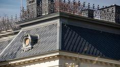 Dach w łupku – krycie francuskie