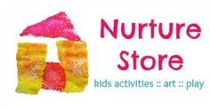 nurturestore:: SOOO many ideas for playing with and teaching your children--through play, art, experiments, daily activites and life in general. Really fun. Makes you wonder if your young kids really need to go to school at all. They can learn so much by being home with YOU!!