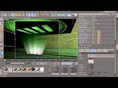 Introduction to Lighting in CINEMA 4D - 15 Volumetric lighting in CINEMA 4D - YouTube