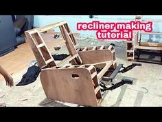 Outdoor Chairs, Outdoor Furniture, Outdoor Decor, Sofa Italia, Carpenter Work, Wood Sofa, Sofa Frame, Reclining Sofa, Modern House Design