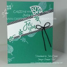 handmade by Julia Quinn - Independent Stampin' Up! Demonstrator: Stampin' Up! Thoughtful Branches in CTC Birthday Chapter Stampin Up, Card Designs, Branches, Cardmaking, Card Ideas, Christmas Cards, Catalog, Stamps, Projects To Try