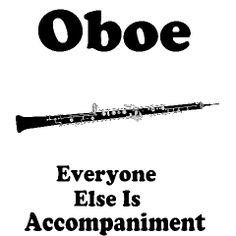 Oboe Pictures | Funny Oboe Player Women's Shirts | School Music T-shirts And Gifts