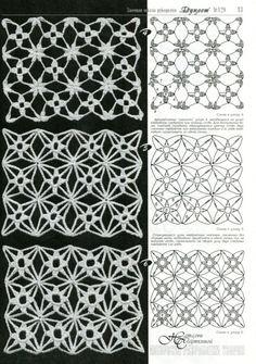 Handmade-kursy ,wzory ,tutoriale: Koronka irlandzka -schematy