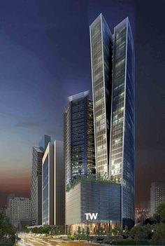 Kuala Lumpur - TW Tower by GDP Architect