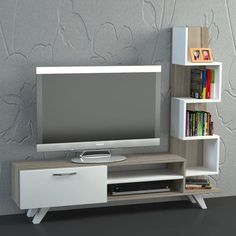 "Obtain wonderful ideas on ""tv wall mount full motion"". They are actually readily available for you on our web site. Furniture, Living Room Tv Unit, Tv Wall, Interior, Tv Unit Decor, Woodworking Plans Tv, Wall Mounted Entertainment Unit, Living Room Tv Wall, Wall Unit"
