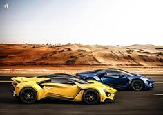 W Motors reveals new Fenyr SuperSport in Dubai
