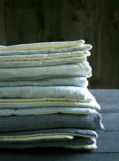 Pages Hostess Lap Duvets - the purl bee