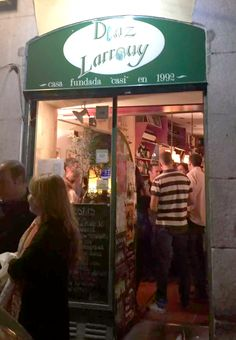 Deaz Larrouy - Calle Cava Baja - Tapas Street - Madrid