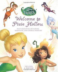 Welcome to Pixie Hollow (Disney Fairies):Amazon:Books