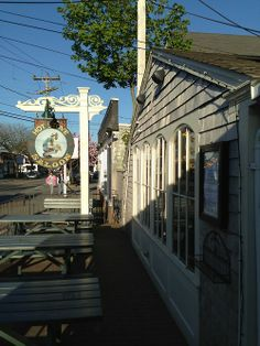 The Hot Stove Saloon - for seriously good pub food in the heart of Harwich Port, Cape Cod http://www.hotstovesaloon.com/menu.htm