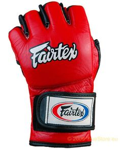 Duped as the best MMA gloves made by Fairtex. Awarded with the Fighters Only price for the best MMA gloves manufacturers