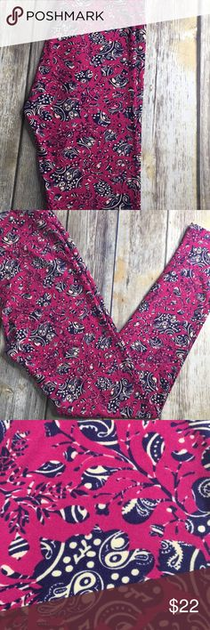 LuLaRoe OS Leggings NEW LuLaRoe OS Leggings LuLaRoe Other
