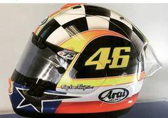 Arai Helmets, Valentino Rossi, Goat, Design, Goats