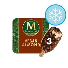 Magnum Vegan Almond Ice Cream 😇 @tescofood Vegan Friendly ☺️ highest quality cocoa beans ☺️ #dairyfreevegan #dairyfree #lactosefree… Almond Ice Cream, Almond Bars, Vegan Ice Cream, Non Dairy Desserts, Frozen Desserts, Magnum Ice Cream Bars, Fresh Food Delivery, Dairy Free Chocolate, Chocolate Coating
