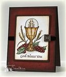 FIRST HOLY COMMUNION - Our Daily Bread Designs - Stamps