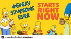 FXX's 12-day marathon of 'The Simpsons' has begun http://www.lenalamoray.com/2014/08/21/fxxs-12-day-marathon-of-the-simpsons-has-begun/