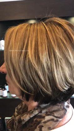 Haircuts For Thin Fine Hair, Short Shag Hairstyles, Older Women Hairstyles, Hairstyles For Over 60, Short Layered Bob Haircuts, Stacked Bob Hairstyles, Hair Styles For Women Over 50, Medium Hair Styles, Short Hair Styles