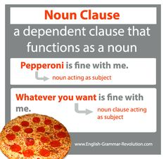 When it comes to clauses, do you know your stuff? They are groups of words with a subject and a verb, and they can be categorized into two main groups (independent and subordinate). They are awesome!