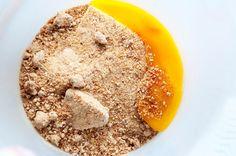 kizikuki: Maślane orzechowe ciateczka z cukrem daktylowym