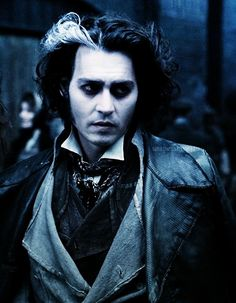 Sweeney Todd / Johnny Depp sexy