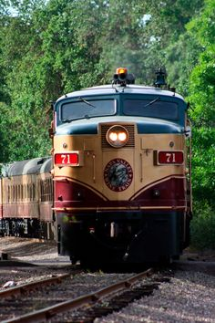 The Napa Valley Wine Train,