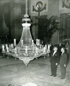 Waldorf-Astoria  Lobby