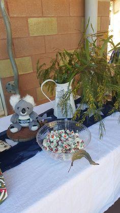 1st Birthday Parties, Birthday Cakes, Birthday Ideas, Australian Bush, Australian Animals, Possum Magic, Magic Theme, Wild Ones, Animal Party