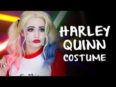Harley Quinn will be one of the biggest costumes this Halloween, with the sure-to-be blockbuster, Suicide Squad, out next year. Harley's new look has been so...