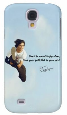 Don?t Be Scared Mobile Phone Case Get your fav star near you!