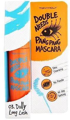 Tonymoly Double Needs Pang Pang Mascara No.03 Dolly Long Lash