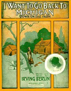 Irving Berlin, 1914