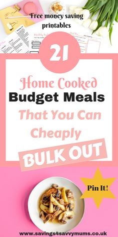 Hate cooking but want your family to eat better? Then have a look at food pooling meaning that you cook meals once and so does everyone else in your group by Laura at Savings 4 Savvy Mums Easy To Cook Meals, Frugal Meals, Budget Meals, Budget Recipes, Budget Plan, Freezer Meals, Inexpensive Meals, Cheap Dinners, Easy Dinners