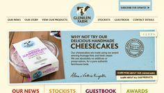 Glenilen Farm - Web design inspiration from siteInspire