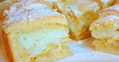 Бесподобный яблочный пирог с заварным кремом. Обсуждение на LiveInternet - Российский Сервис Онлайн-Дневников