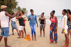 Gavana Talents Beach Hangout.. Work and Happiness. #gavanafilms #ghanacasting #actor #model #fashion #commercials #billboard #film #ghanafashion #modelling #photoshoots #ghanafilms #actingcareer #castingcalls #magazine #cinema #actorsbridge #elikingsford Kings Ford, Ghana Fashion, 1 Film, Acting Career, Talent Agency, Tv Commercials, Actor Model, Billboard, Fashion Show