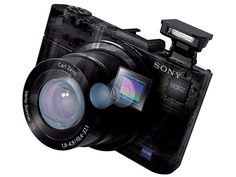 Sony unleashes Cyber-shot RX100 II with BSI CMOS sensor: Digital Photography Review