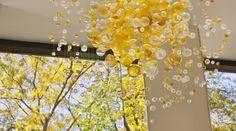 Bubbles in Space - Jitka Skuhrava Glass