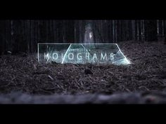 Download now 'Holograms - Titles Opener' — http://videohive.net/item/holograms-titles-opener-/14512060?ref=SwiM912 Download music: http://audiojungle.net/ite...