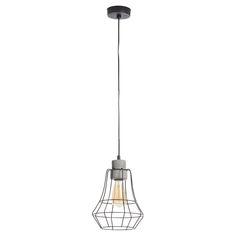 Hanglamp met opengewerkte structuur. Grote fitting E27. 30 cm hoog. #kwantumstijl #kwantum