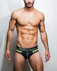 Male model wearing Marco Marco Daniel Men's Brief