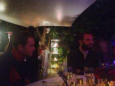 Ibiza 2013 dinner KM5