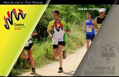 Isaak Rodríguez - Membre equip Trail CER Rubí
