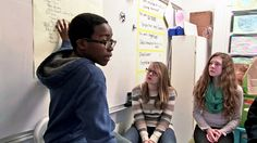 Wildwood IB World Magnet School uses the inquiry-based model to put students in charge of their learning, with lessons that stem from student questions and harness the power of curiosity.