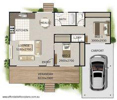 Arquitectura de Casas: Proyectos con planos de casas residenciales por Internet.