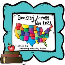Booking Across the USA: 50 books, each with their own activities. Kids: read your way across the country!