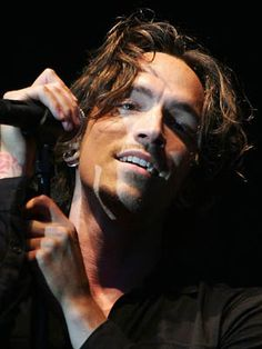 Gotta have some Brandon Boyd in my life on the regular!