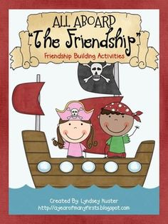 This 56 page packet is filled with many different friendship building activities that are perfect to do at the beginning of the year, or to do alongside your Social Studies or Health curriculum. In this packet you will find:-a unique friendship story-friendship building activities and a problem-solving mini-book-a friendship board game (with real-life situation cards)-book recommendations with correlating activities-AND LOTS MORE!Such a huge component of school is building friendships, and…